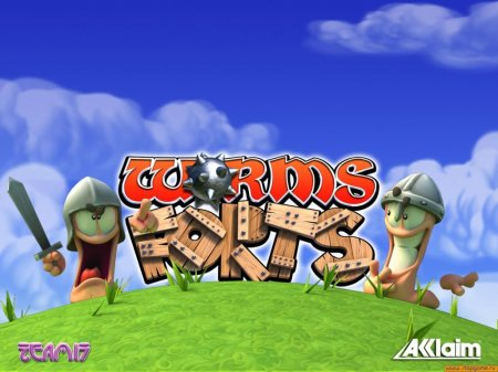 Worms для android