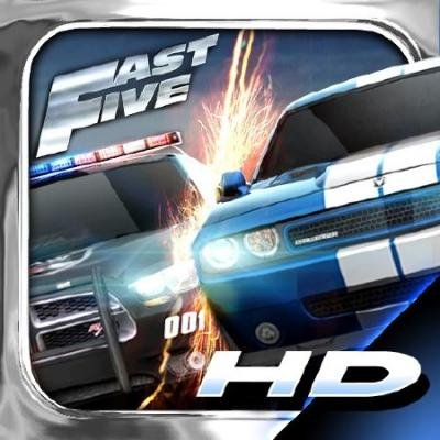 Fast Five the Movie: Official Game HD для Android