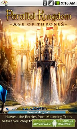 Parallel Kingdom: Age of Thrones для Android
