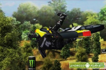 Ricky Carmichael's Motocross – мотокросс для Android