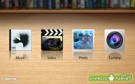 PowerDVD Mobile Full - Android версия от CyberLink