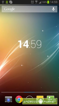 Galaxy S3 AMOLED 3 Particles