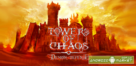 Towers of Chaos - Demon Defense