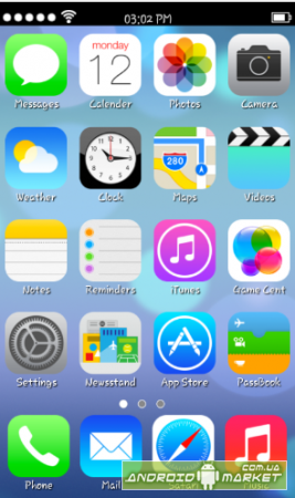 Real iOS Launcher
