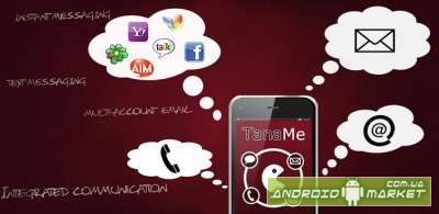TanaMe PRO - call,im,sms,mail