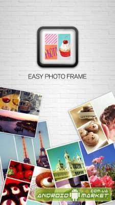 Easy Photo Frame:Collage
