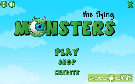 The Flying Monsters