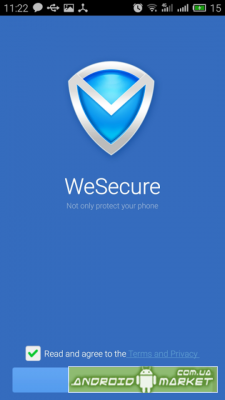 Tencent Mobile Security Manager