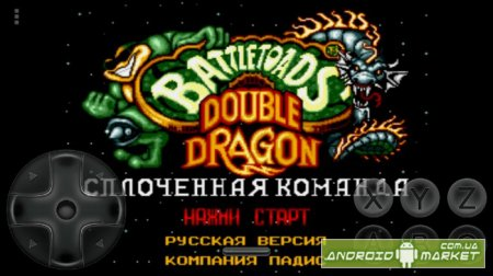 Battletoads and Double Dragons