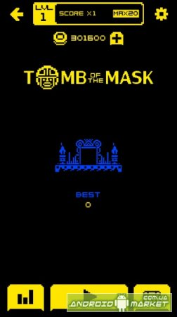 Tomb of the MaskThere