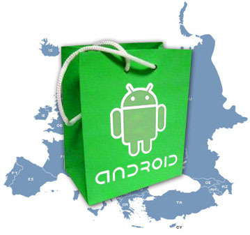 �������  Android Market ������� �� 861%!!!
