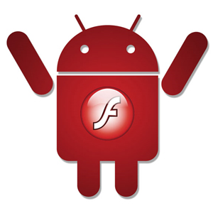 �� Android ��������� Flash 10.2 ��� �����