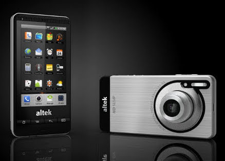 Altek A14 Leo � ����� android ������������ � ������� � 14 ��