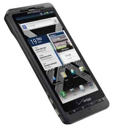 ���������� ����������� Motorola Droid X2 � ��������� Verizon