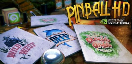 Pinball HD ��� Android � 3D