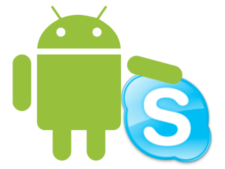 Skype ��� Android � ���������� ����� �������