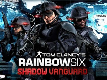Tom Clancy's Rainbow Six: Shadow Vanguard для android 2.2 и выше