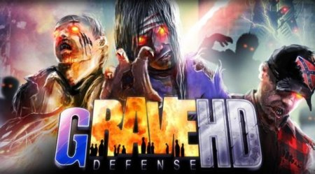 GRave Defense HD для android