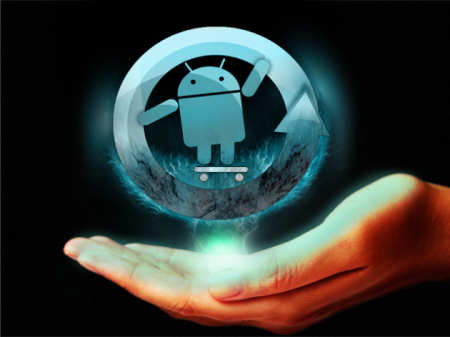 Прошивка CyanogenMod 7.1 - LG Optimus One (OS 2.3.7)