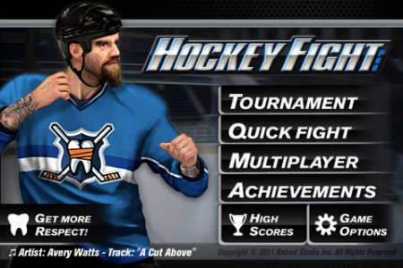 Hockey Fight Pro ��� Android OS