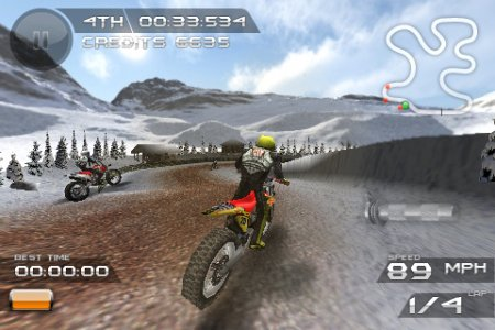 Hardcore Dirt Bike для Android