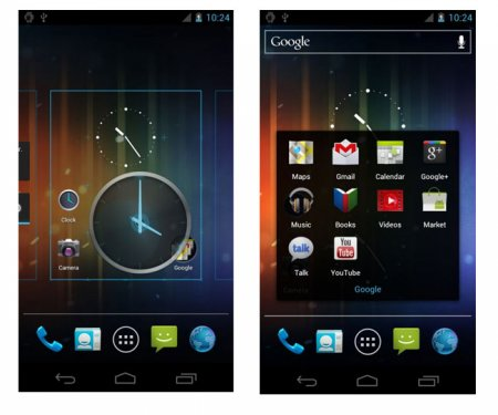 Google Android Ice Cream Sandwich уже скоро!!!