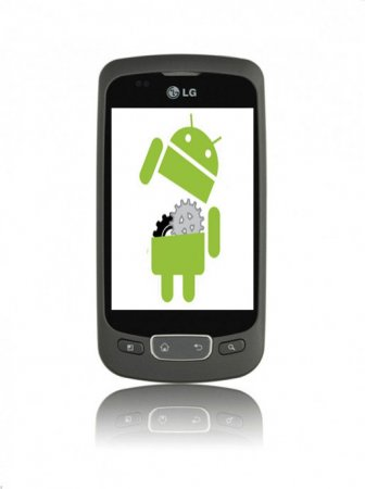 Получение root-прав на LG Optimus ONE(P500) c Android 2.3.3