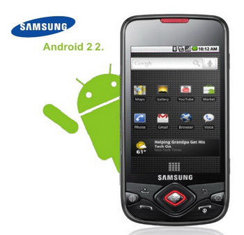 �������� Samsung i5700 Spica  �� Android 2.2