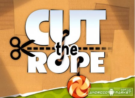 Cut The Rope игра для андроид