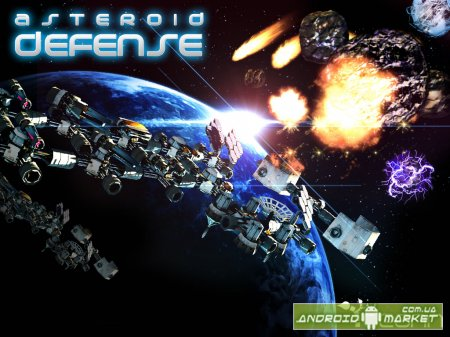 Asteroid Defense 2 ��� Android