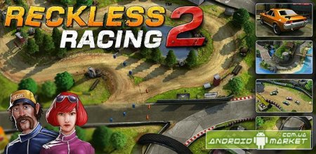 Reckless Racing 2 - ������� �����