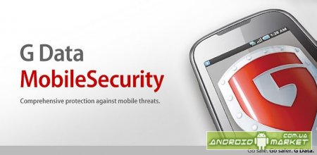 G Data mobile security - ���������� ��������� ��� �������