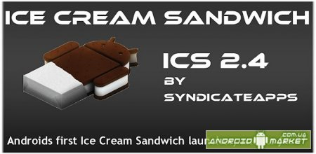 ICS Launcher - рабочий стол из Android Ice Cream Sandwich