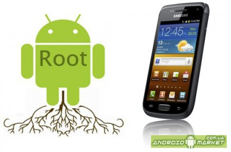 Получение Root на Samsung GT-I8150 Galaxy Wonder