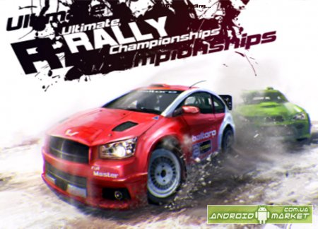 Ultimate Rally Championship  Full – настоящее ралли