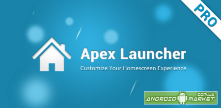Apex Launcher Pro - ������� ��� Android ICS 4.0