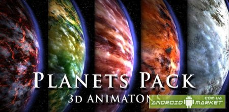 Planets Pack Full