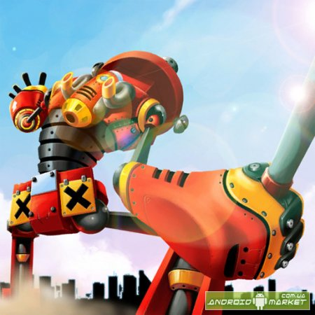 Robot Battle - ��������� �������