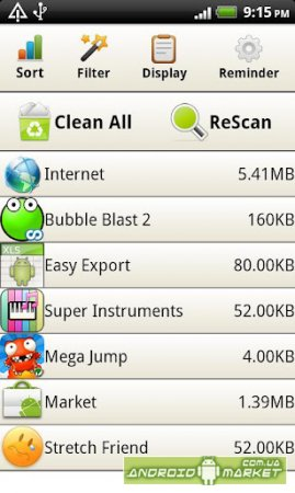 Easy Cache Cleaner � ������ ������� ���