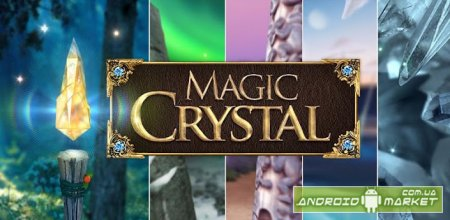 Magic Crystal Live Wallpaper full