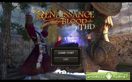 Renaissance Blood THD – хороший шутер