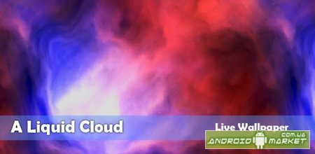 A Liquid Cloud Live Wallpaper full