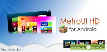Metro Ui HD Widget Tile Full � ���������� ��� �������� �����