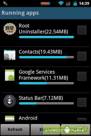 Smart RAM Booster Pro ����������� ������ ��� Android