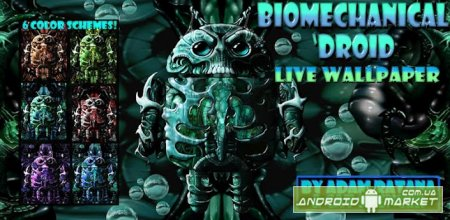 Biomechanical Droid