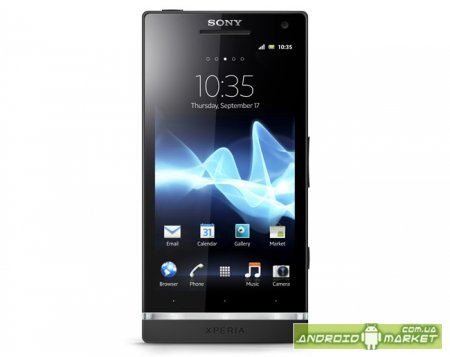 Sony Xperia S �������� �� Android ICS