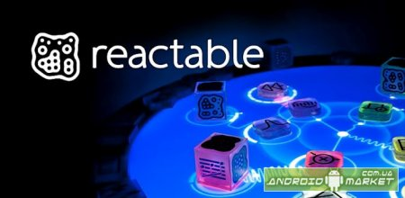 Reactable mobile - ���������� ��� �������� ������