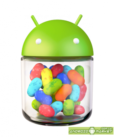 Android 4.1 Jelly Bean представлен официально