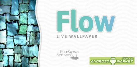 Flow Live Wallpaper