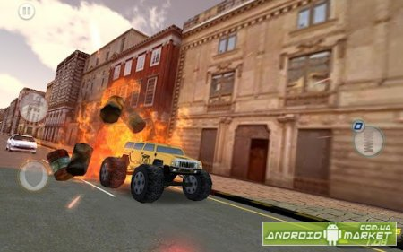 Crazy Monster Truck 2 - Escape